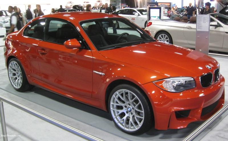 E82 Seria 1 M Coupe