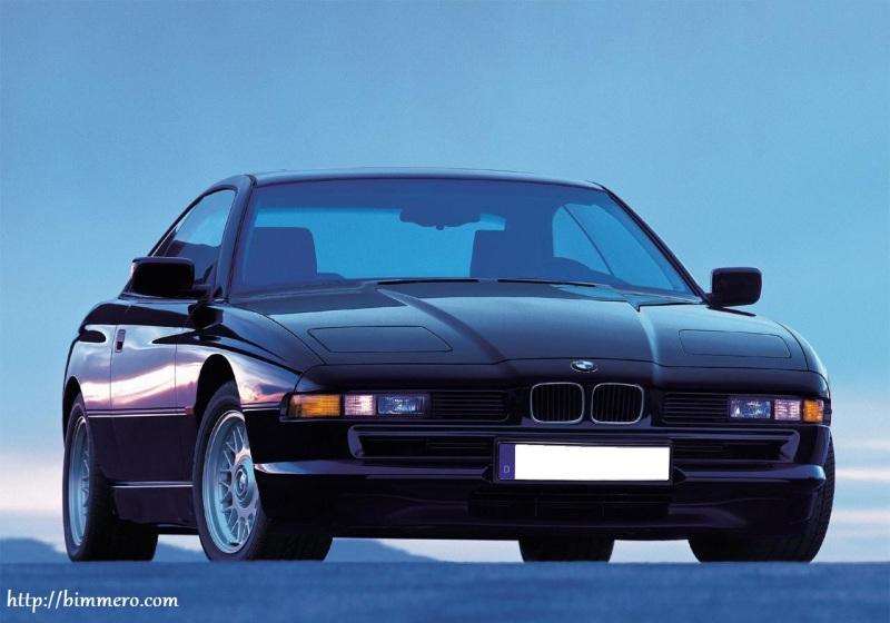 BMW Seria8 e31 850csi